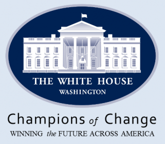 White House Honors NFI President as Champion of Change