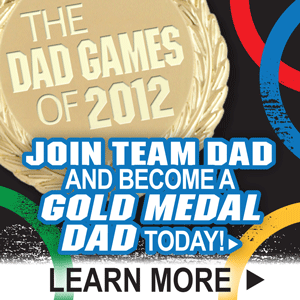 Join #DadGames12 Twitter Party and Win Prizes - Tonight 9PM EST
