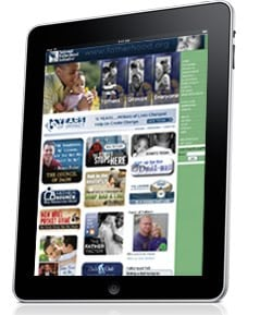 Enter our Fathers' Day Contest and You Could Win and iPad