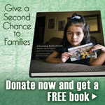 Donate now and get a free book!