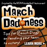 March Madness: Friendly Competition for Dads and Kids