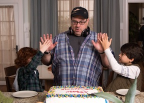 any fickman director of parental guidance
