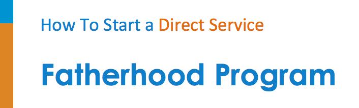 how-to-start-a-fatherhood-program