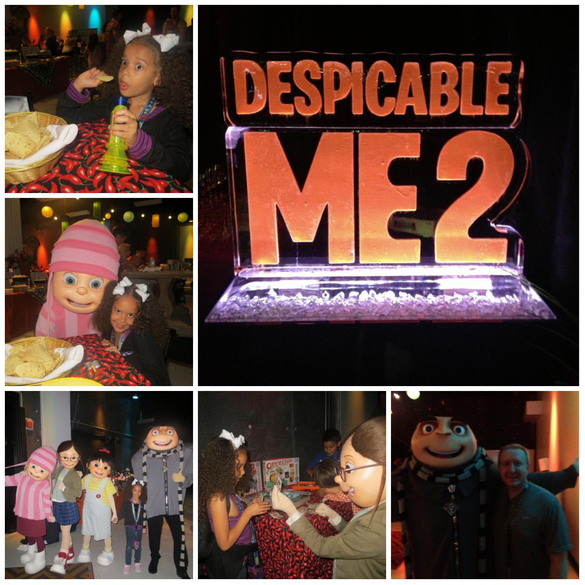 despicable me, daddy-daughter, #dm, #dm2, #despicableme, minion, #minion, universal, #universal, gru