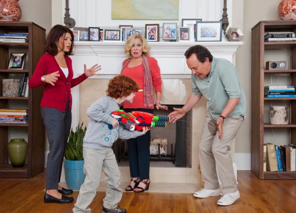 Parental Guidance: A Fatherhood Review