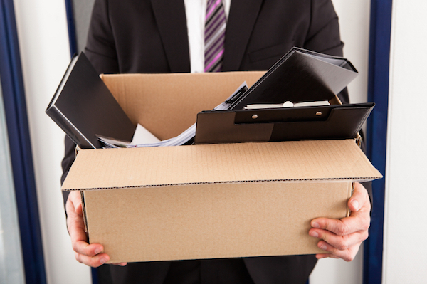 got fired? 5 mistakes to avoid