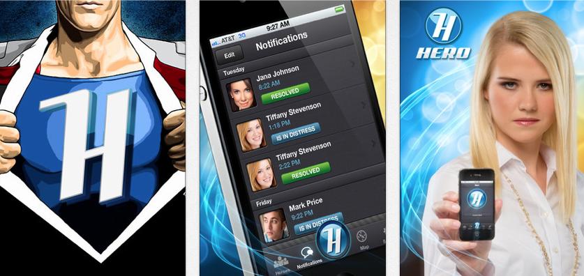 hero security app