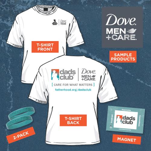 dads-club dove dove men care social responsibility social good