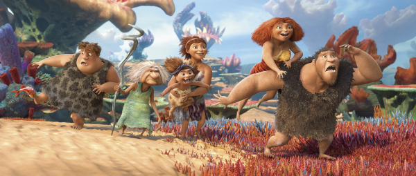 "The Croods and ""Leaning In"""
