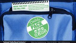 fedex DaddyPack_back social responsibility social good