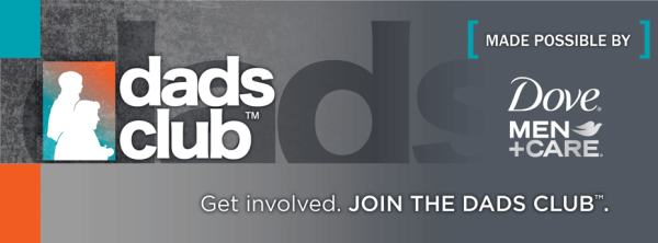National Fatherhood Initiative and Dove Men Care Dads Club