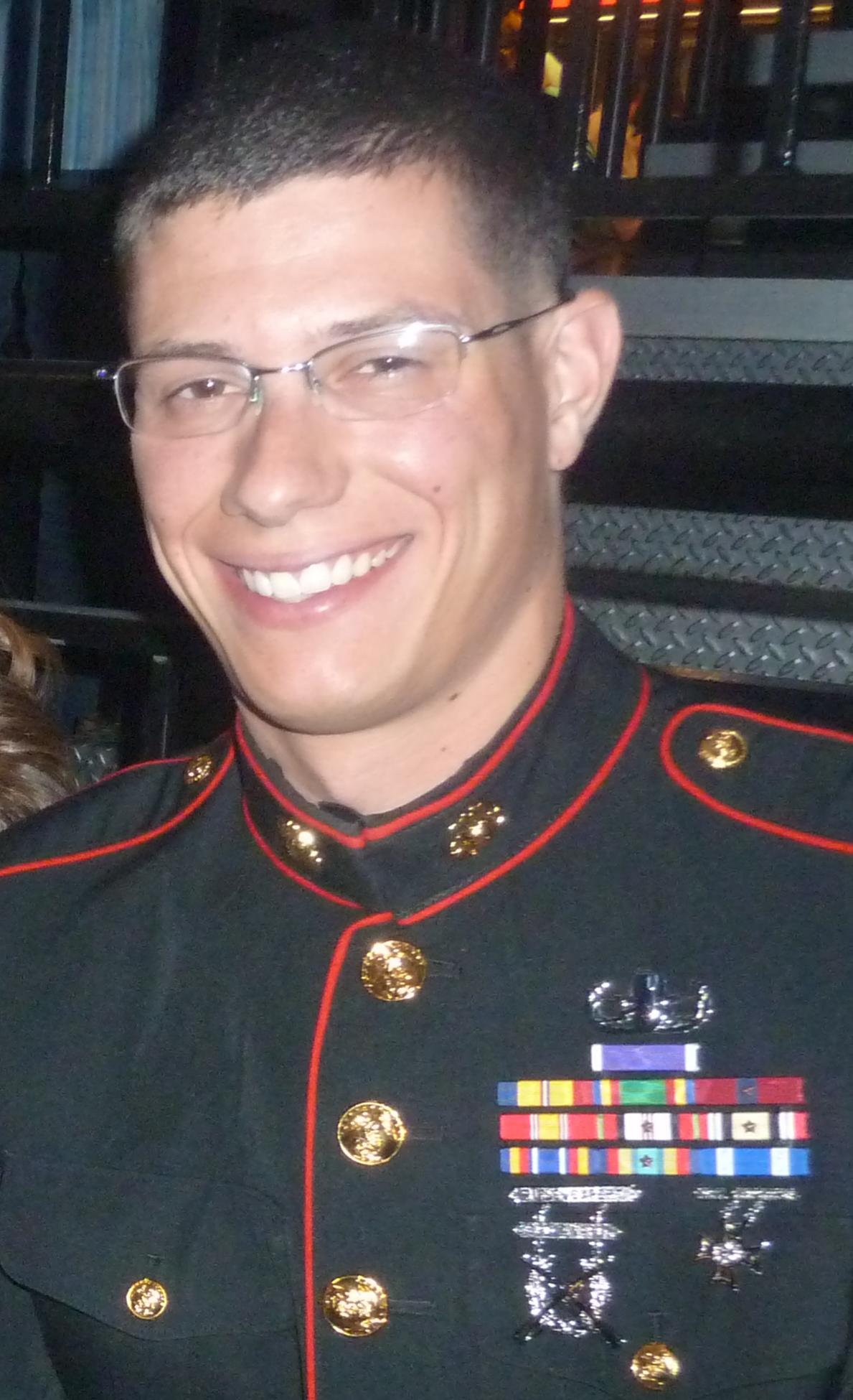 Ssgt Charlie Linville, 2013 Military Fatherhood Award Finalist