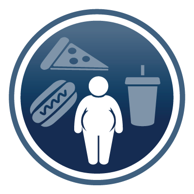 When child is raised in father-absent home, he or she is 2X more likely to suffer obesity