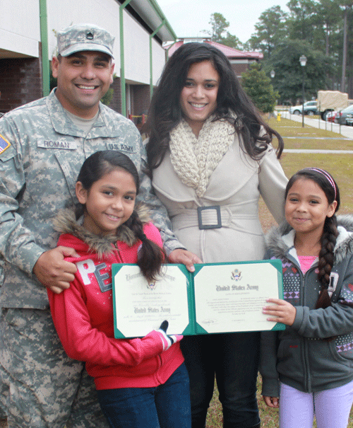 Parenting Tips Inspired by Military Fatherhood Award Finalist Ssgt Jorge Roman