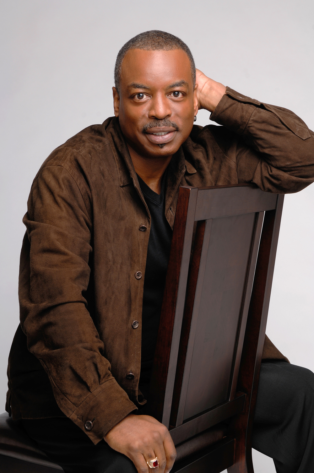 LeVar Burton of Reading Rainbow: On Dads' Reading to Their Kids