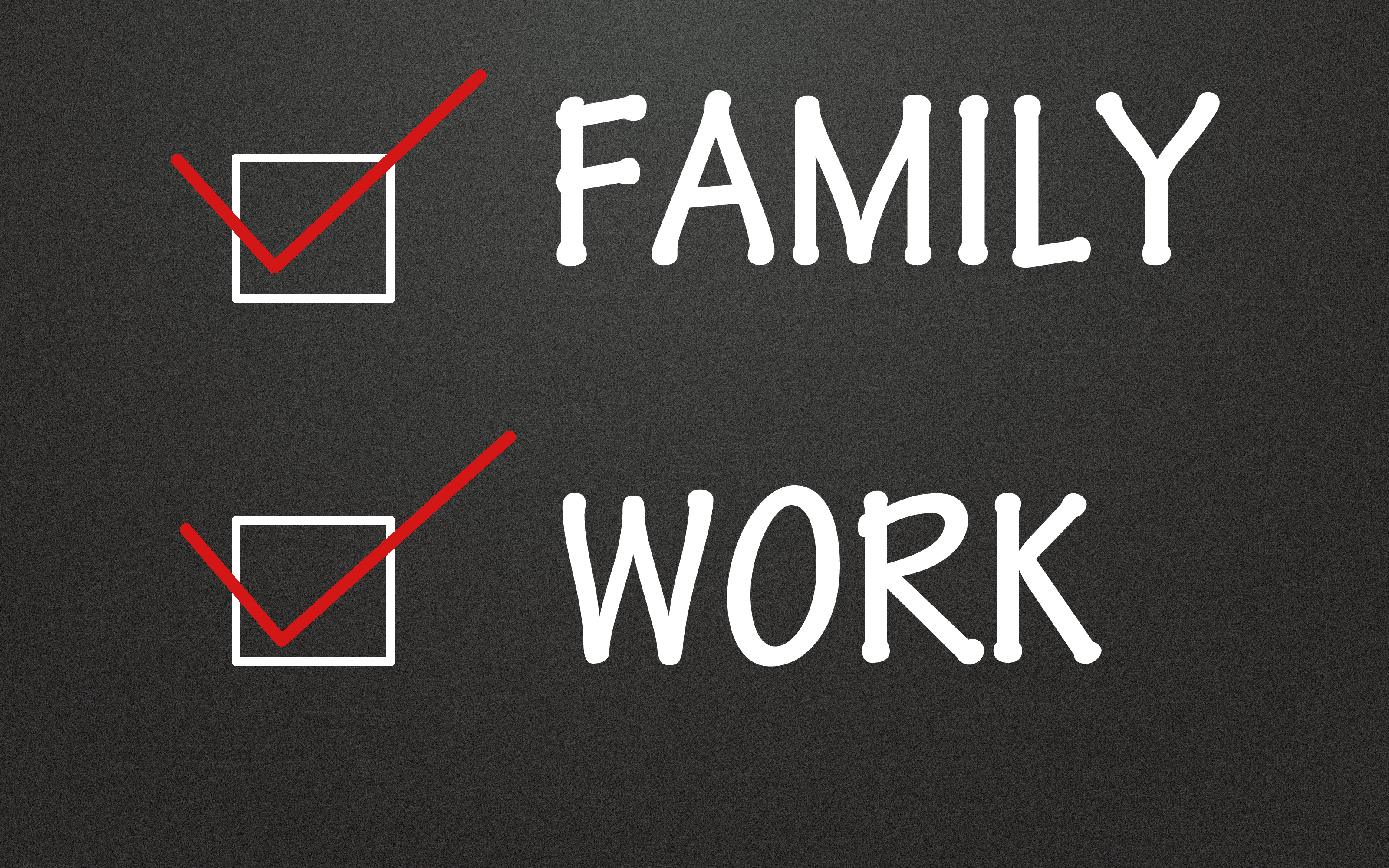Have 20 Minutes? You Can Manage Your Work-Family Life