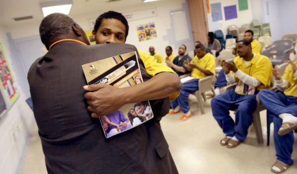 InsideOut Dad in Richmond Jail