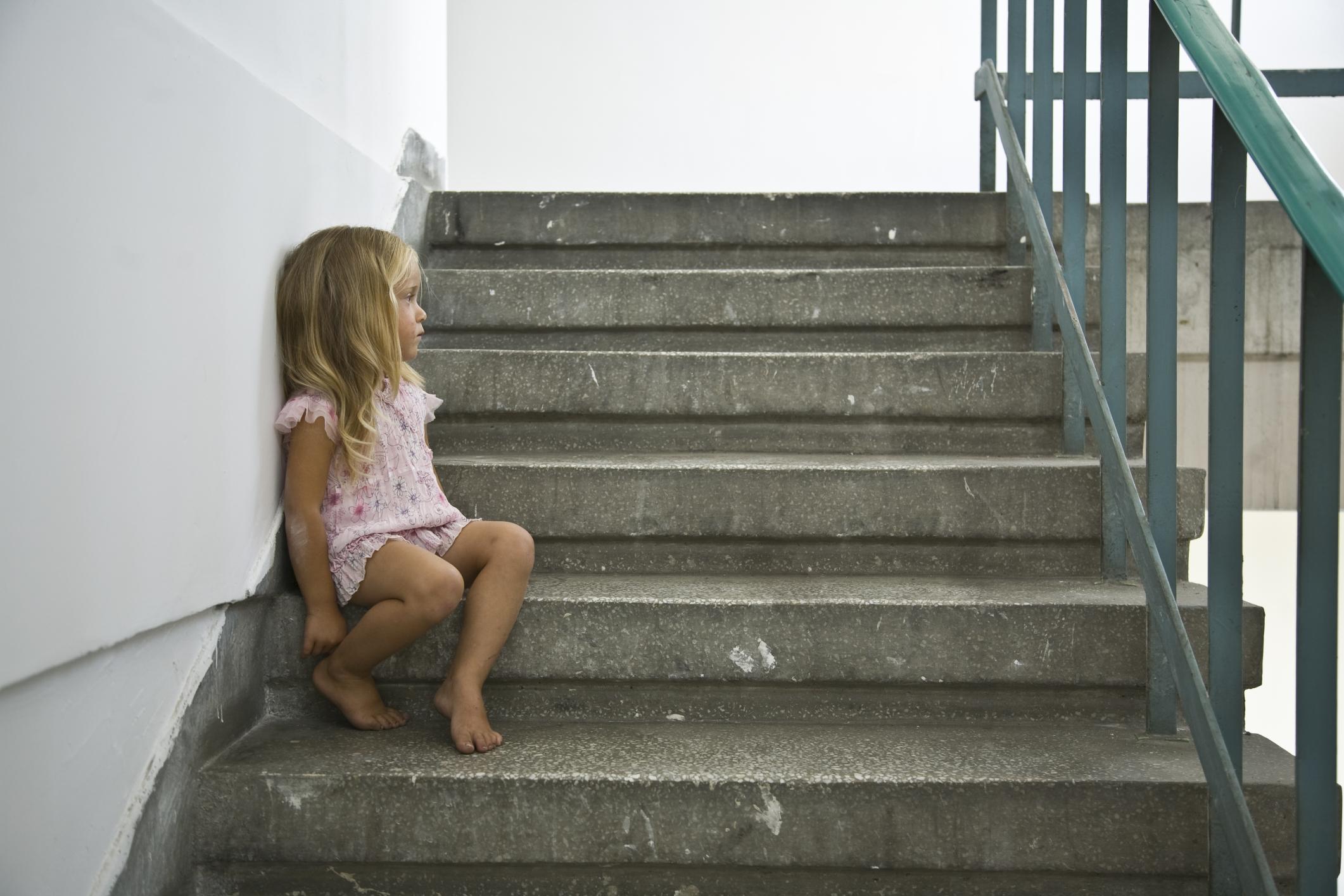 girl poverty