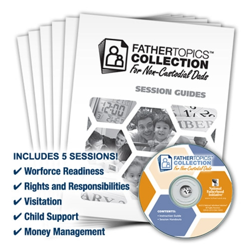 FatherTopics Collection for Non-Custodial Dads