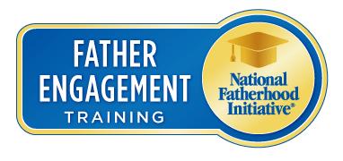 Father Engagement Training National Fatherhood Initiative