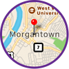 morgantown-pin