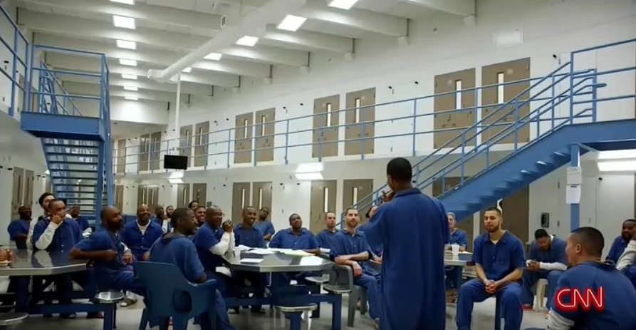 richmond city jail fatherhood program