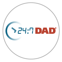 24:7 DAD Responsible Fatherhood Program
