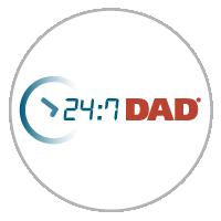 24/7 DAD: A Fatherhood Program for Any Dad