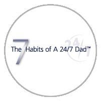 The 7 Habits of a 24/7 Dad Fatherhood Program