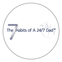 The 7 Habits of a 24/7 Dad Fatherhood Program