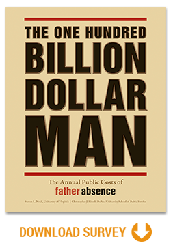 One Hundred Billion Dollar Man: The Public Costs of Father Absence