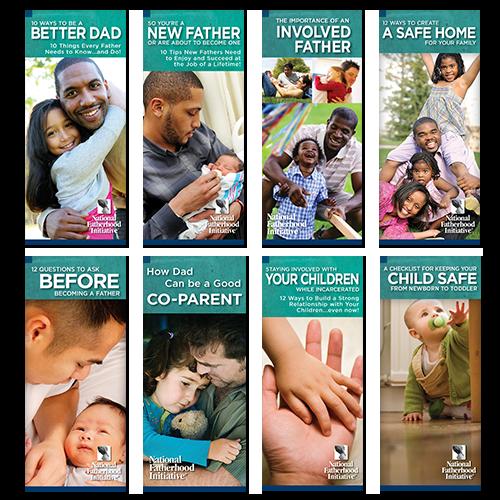 Fatherhood Skill-Building Brochures