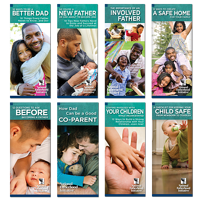 Fatherhood Skill-Building Brochures