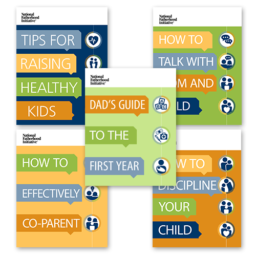Downloadable Topical eGuides for Dads