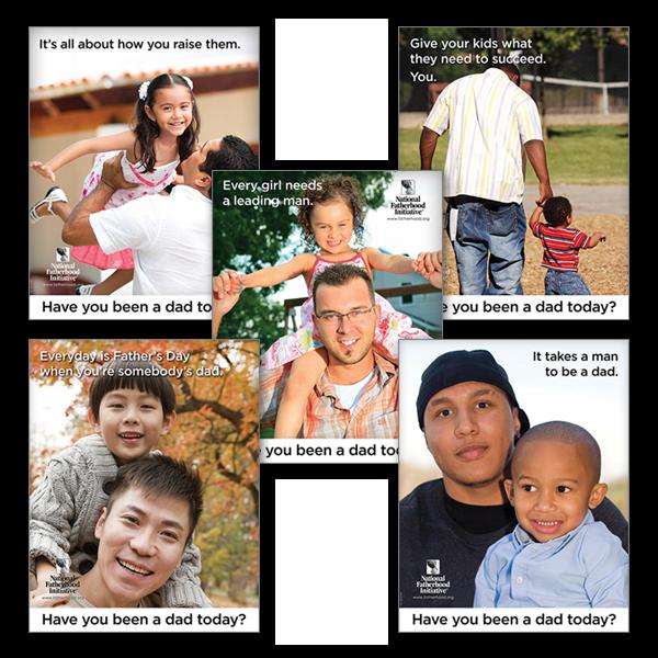 Fatherhood Posters