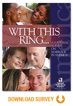 With This Ring: Survey on Marriage in America