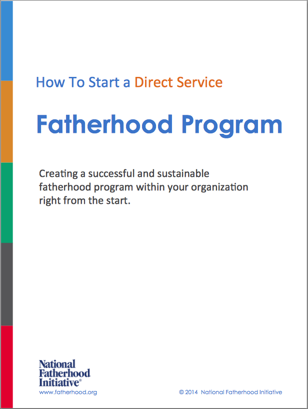 How to Start a Fatherhood Program