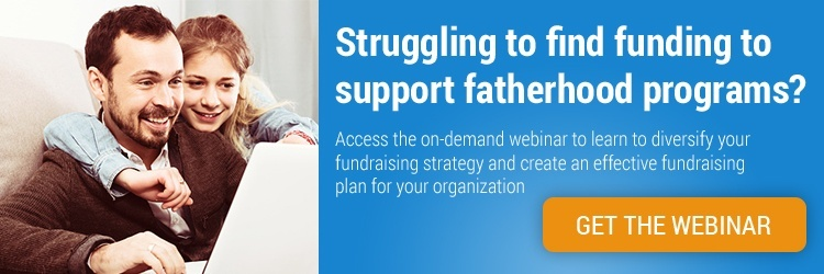 Fundraising for Fatherhood Programs Webinar
