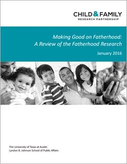 Making Good on Fatherhood - Free Resource
