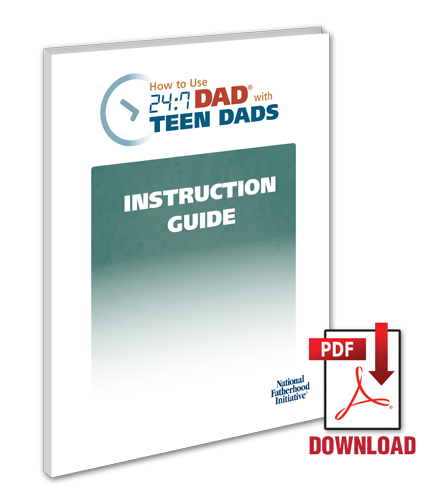 [New eBook] How to Use the 24/7 Dad® Program with Teens