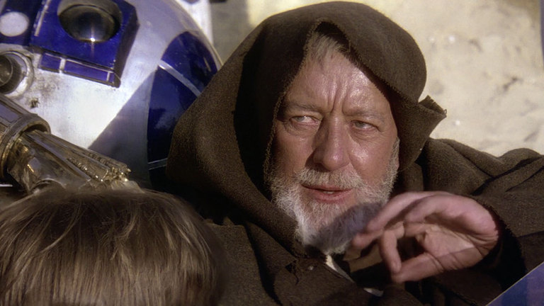 Powerful Jedi Mind Trick to Help Dads Deal with Tough Situations