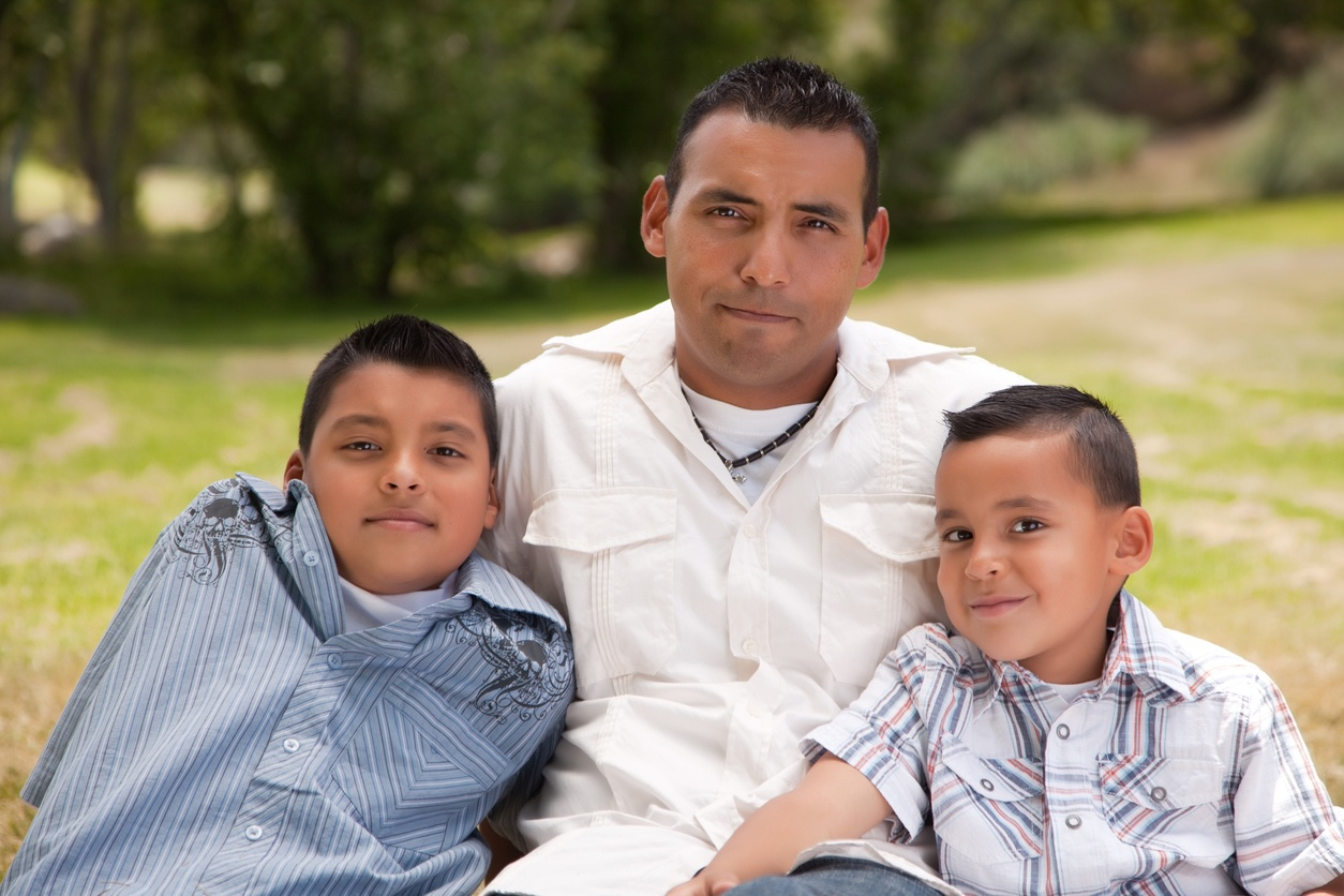 Critical New Portrait of Latino Dads [Report & Resources]