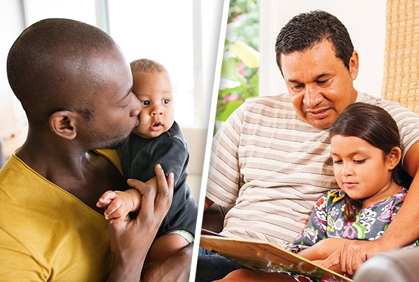 Two New Fatherhood Resource Bundles Join Our Popular Bundle Line-Up
