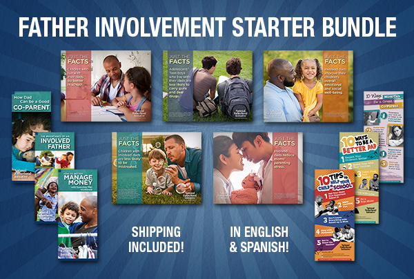 Our Newest, Must-Have Resource Bundle for Father Involvement