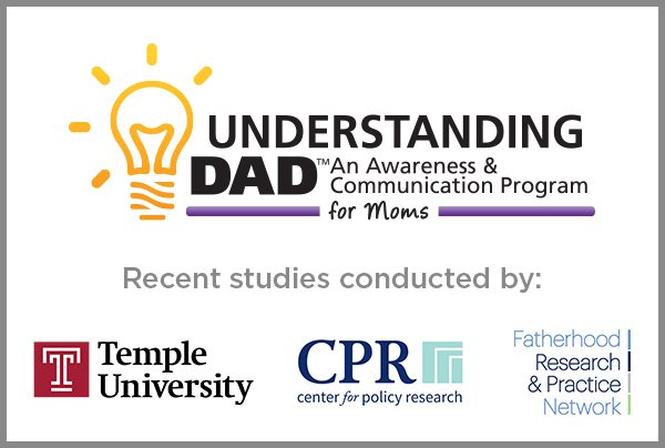Second Evaluation of Understanding Dad™ Further Reveals the Program's Promise