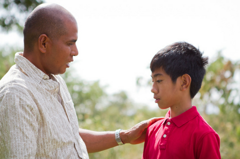 What Dads Need to Know to Reenter their Children'sLives