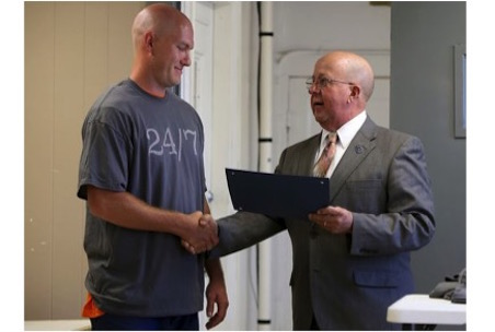 Spotlight > InsideOut Dad® Helps Inmates Become Better Dads in Jackson, Tennessee