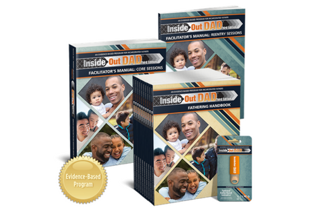 NFI Releases 3rd Edition of InsideOut Dad®: Part 2