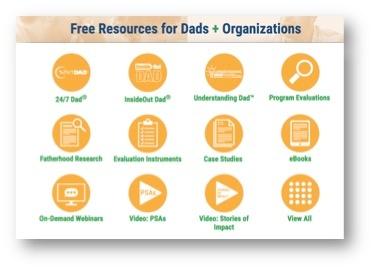 Free Program Resources Abound at Fatherhood.org