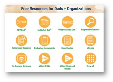 Free Program Resources Abound at Fatherhood.org